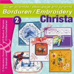 02 / Borduurboek Diversen - Christa