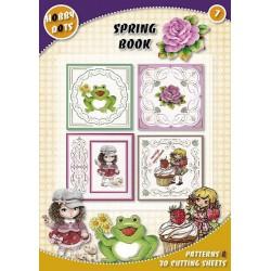 07 / Hobbydots boekje 7 spring book