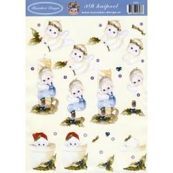 2303 / Marieke kerstkinderen