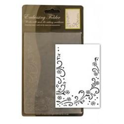 CCC4024 / Struik Embossing folder