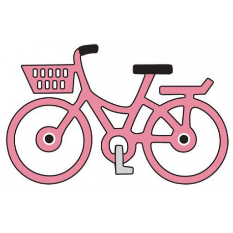 A195 / Little Pink Bicycle