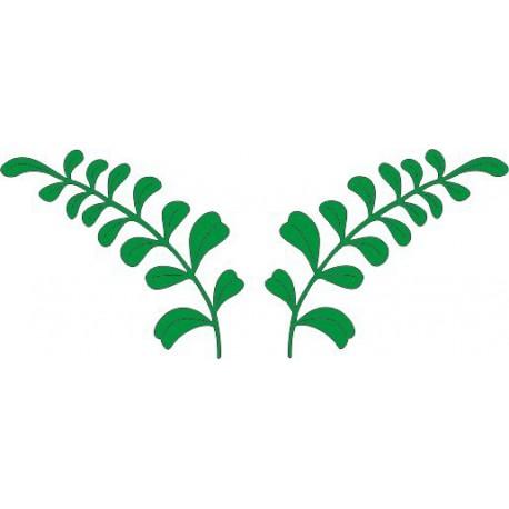 B118 / Pair of Ferns
