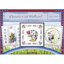74 / Hobbydols boekje Groeten uit Holland