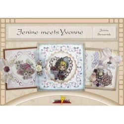 76 / hobbydols boekje Jenine meets Yvonne