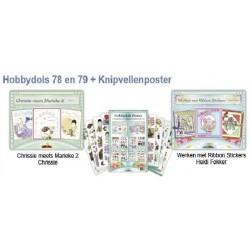 78 +79 / Combipakket Hobbydols