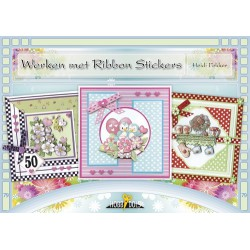 79 / Werken met Ribbon Stickers Hobbydols