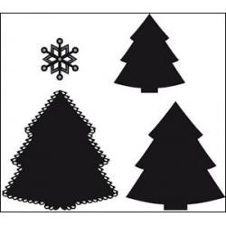 CR1227 / Christmas Tree Craftables