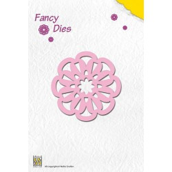 FD0007 / Fancy Die Flower