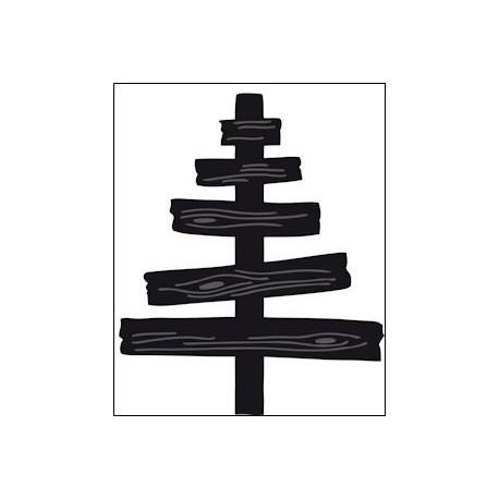 CR1230 / Eline's wooden tree