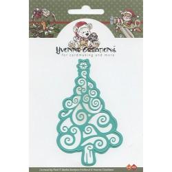CDD10001 / Christmas Tree