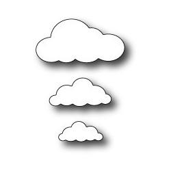 98172 / Wolken - puffy clouds