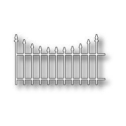 98287 / Rounded Fence