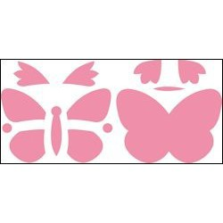 COL1312 / Set Butterfly