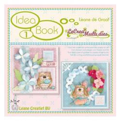 90.8695 / Idea book 1.LeCrea Multi Dies 4-languages