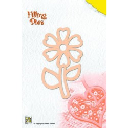 QD001 / Filling die Flower