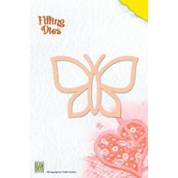 QD004 / Filling die Butterfly