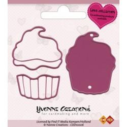 CDD10006 / Love Cupcake