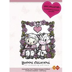 CDST10013 / Happy Couple stempel