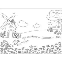 PIF012 / Windmill