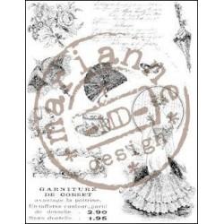 CS0864 / Victorian ladies 2