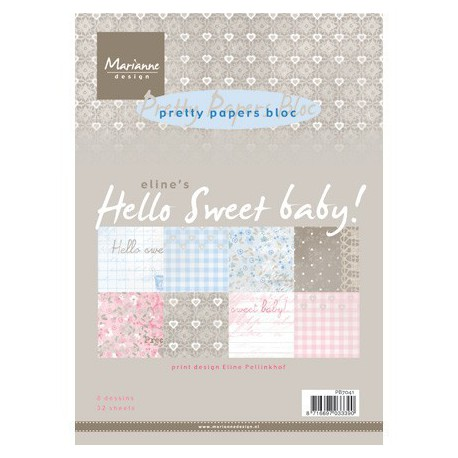 PB7041 / Hello sweet baby A5