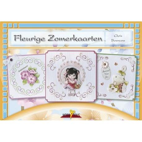 55 / Fleurige zomerkaarten