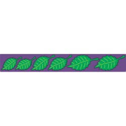 B241 / Rose leaf strip