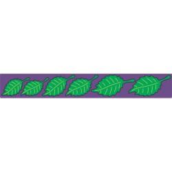 B241 / Rose leaf strip