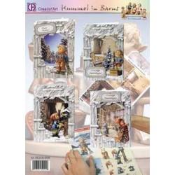 2530-0040 / Pakket hummel in barns