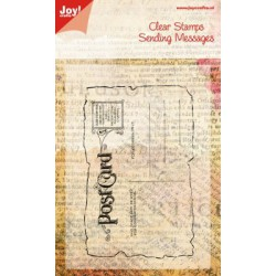 6410-0031/ postcard stamp