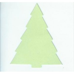 Kerstboom Middel 9 cm