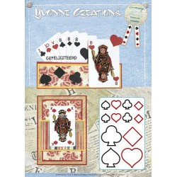 CDD10011 / men playing card