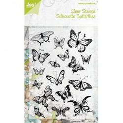 6410-0066 / stempel vlinders