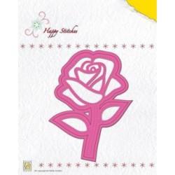 HSD004 / rose