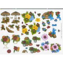 Bloemen Mini Nel van Veen 2213