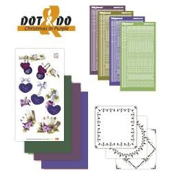 DODO-016 / christmas in purple