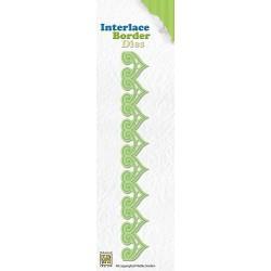 ILD004 / Ornament Interlace border die