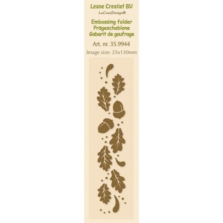 LCR35.9944 / embossing folder autumn