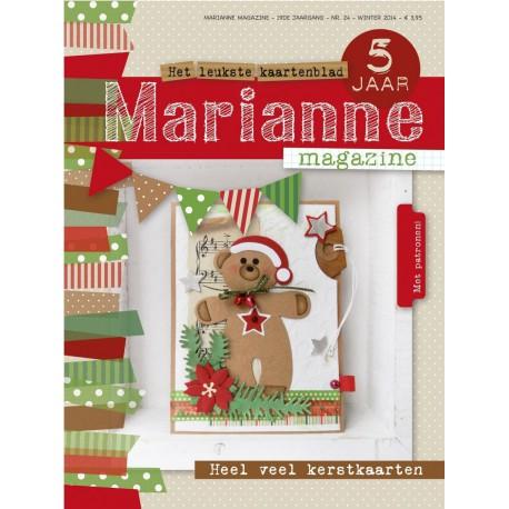 24 / Marianne Doe 24 - winter