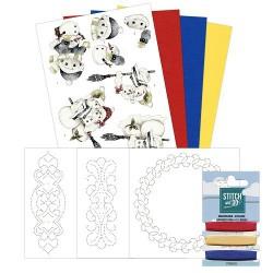 03 / Winter Stitch and Do pakket 3