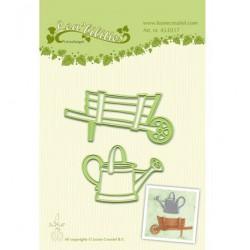 LCR45.0317 / Lea'bilitie - Barrow & watering can