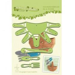 LCR45.0348 / Lea'bilitie - Basket 3D