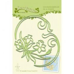 LCR45.0355 / Lea'bilitie - Daffodil & swirls