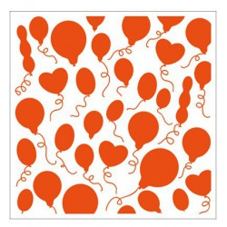 DF3412 / Design Folder - Balloons