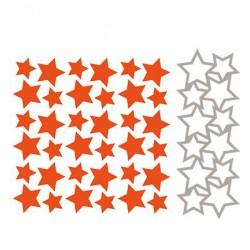 DF3408 / Design Folder + Die - stars