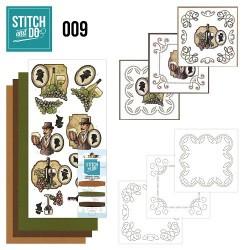 STDO009 / wijn en bier
