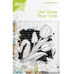 6410-0341 / Flower script