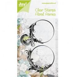 6410-0344 / floral frames