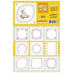 CODO006 / hobbydots cards only setje 006