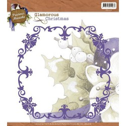 PM10016 / christmas frame